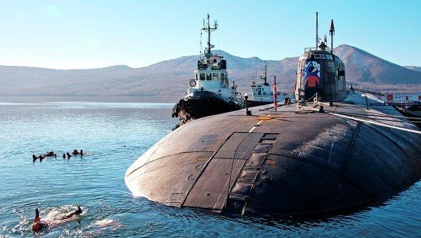 Учения сил поисково-спасательного обеспечения Тихоокеанского флота. Архивное фото