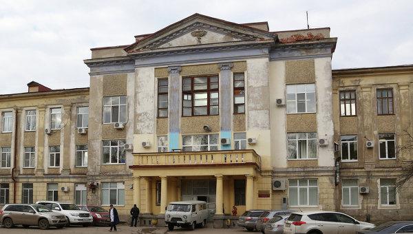 Приемный покой иркутской областной больницы
