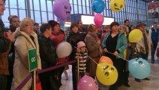 Дети, пострадавшие от Манту в Приморье, вернулись во Владивосток из Москвы