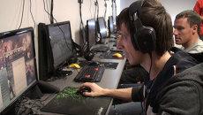 Тысячи виртуальных танков взорвали участники турнира по WoT во Владивоcтоке