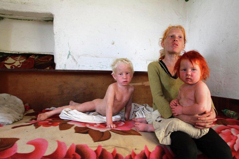 Цыганская девочка блондинка фото 292-724