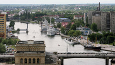 Калининград. Архивное фото