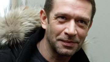 Актер Владимир Машков, архивное фото