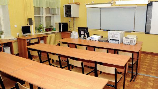Средняя школа. Архивное фото