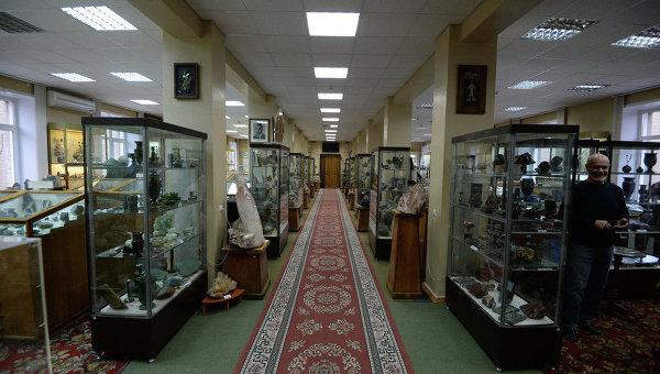Центральный сибирский геологический музей в Новосибирске, событийное фото