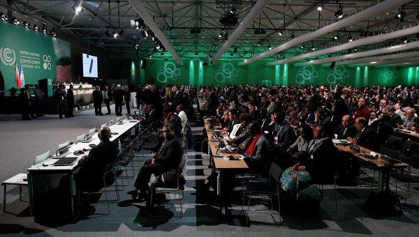 Переговоры ООН в Варшаве по изменению климата
