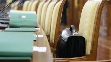 В Доме правительства РФ