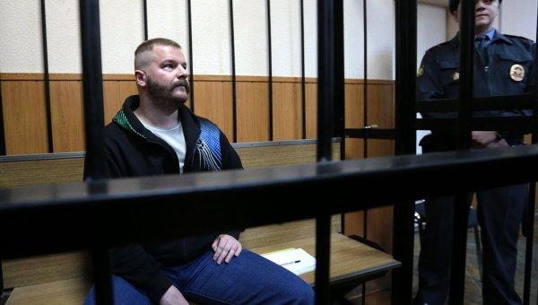 Заседание суда по делу жемчужного прапорщика Вадима Бойко. Архивное фото
