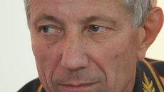 Главный военный дирижер России Валерий Халилов, архивное фото