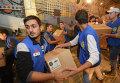 Самолет с гуманитарной помощью прибыл из России в Сирию