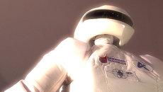 Робот-космонавт орудовал дрелью и пинцетом на испытаниях в Подмосковье