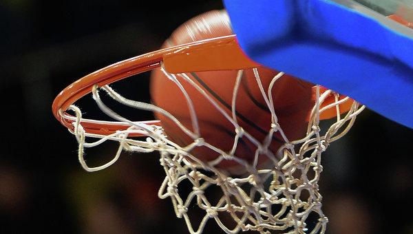 Баскетбольный мяч. Архивное фото.
