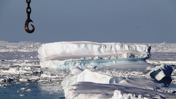 Антарктика, архивное фото