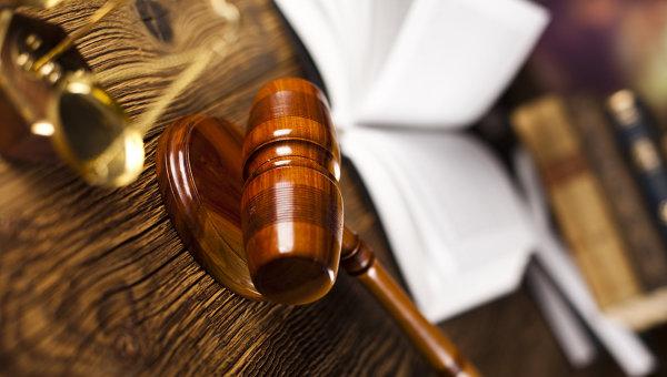 В зале судебных заседаний