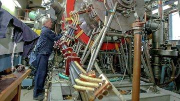 Газодинамическая ловушка, Институт ядерной физики им. Г.И. Будкера СО РАН