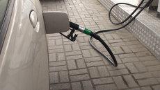 Активисты провели контрольную закупку бензина во Владивостоке