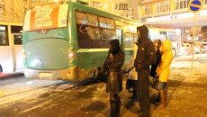 Автобусы во Владивостоке. Архивное фото