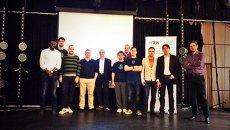 Брюссельский этап хакатона GEN выиграла медиагруппа Mediafin