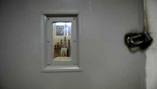 Церковь в Бутырском СИЗО. Архивное фото