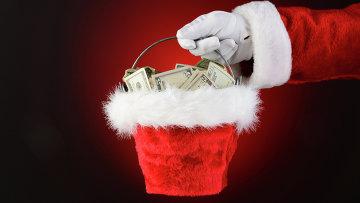 Дед Мороз, архивное фото.