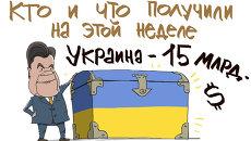 Итоги недели в карикатурах Сергея Елкина. 06.12.2013 - 20.12.2013