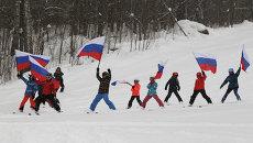 Всероссийский Дед Мороз в Самаре