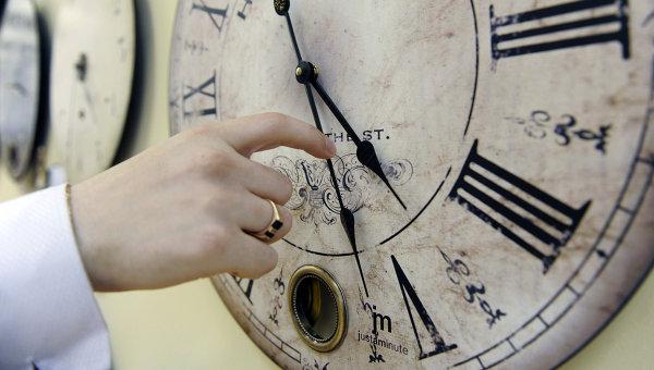 Перевод часов. Архив