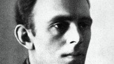 Поэт Осип Мандельштам. Архивное фото