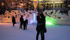 Любовь и пони в новогоднем Красноярске