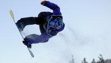 Летающие спортсмены поделили в Красноярске золото и серебро