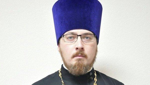 Священник Роман Богдасаров, архивное фото