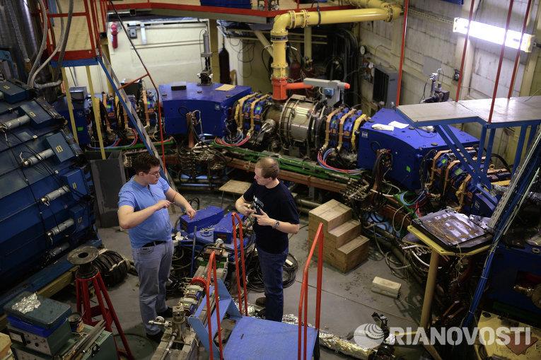 Запуск базовой конфигурации коллайдера NICA запланировали на 2020 год