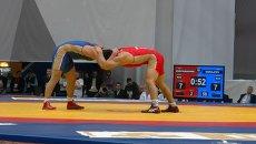 Борцы турнира Ярыгина выяснили, кто сильнее в самых тяжелых категориях