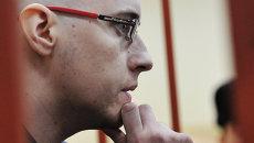Лидер праворадикального движения Русский образ Илья Горячев