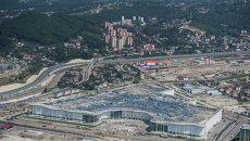 Олимпийский Сочи. Архивное фото