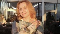 Новосибирский ювелир Ольга Бузыцкая, архивное фото