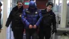 Грабителя- бегуна поймали в Артеме благодаря камерам наблюдения