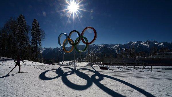 Олимпийские игры в Сочи, архивное фото