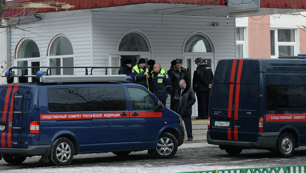 Старшеклассник открыл стрельбу в московской школе