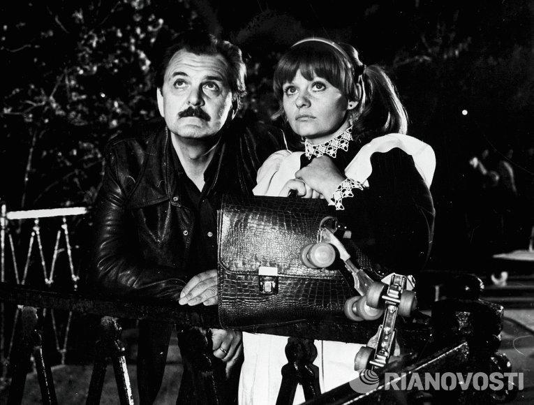 Приз имени Гайдая получила Ирина Муравьева