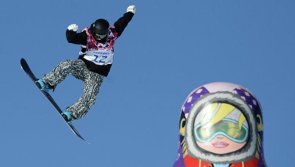 Олимпиада 2014. Сноуборд. Мужчины. Слоупстайл. Квалификация