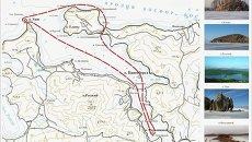 Первые во Владивостоке велосоревнования на льду – Марафон пяти островов – состоялись 16 февраля на акватории острова Русского.
