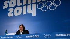 Пресс-конференция, посвященная церемонии открытия ХХII зимних Олимпийских игр