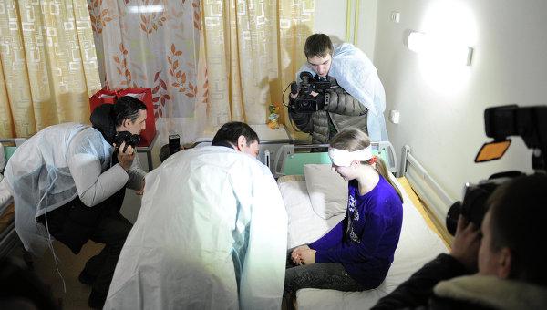 Последствия падения метеорита на Урале