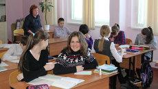 Томская школа, архивное фото