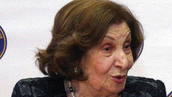 Советская разведчица Гоар Вартанян