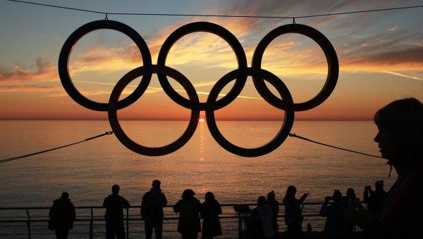 Олимпийский Сочи, архивное фото
