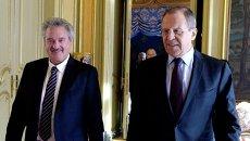 Встреча глав МИД России и Люксембурга. Архивное фото