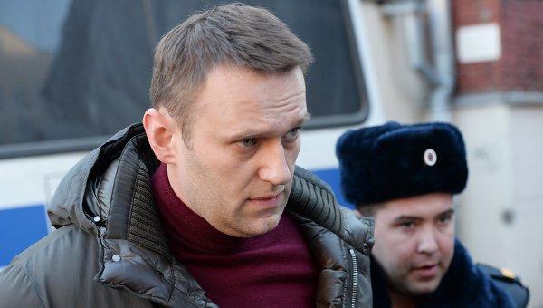 Политик Алексей Навальный, архивное фото