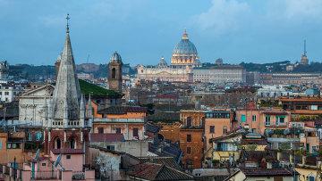 Город Рим. Архивное фото.